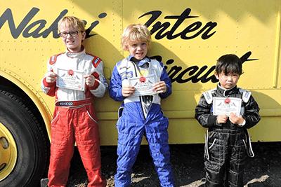 Scoop of Kids Kart School